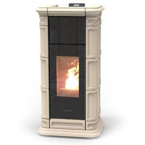 Prodotto 2662 termostufa a pellet sait moritz supreme - Termostufa a legna thermorossi ...